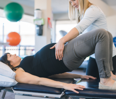 Pregnancy Physical Therapy